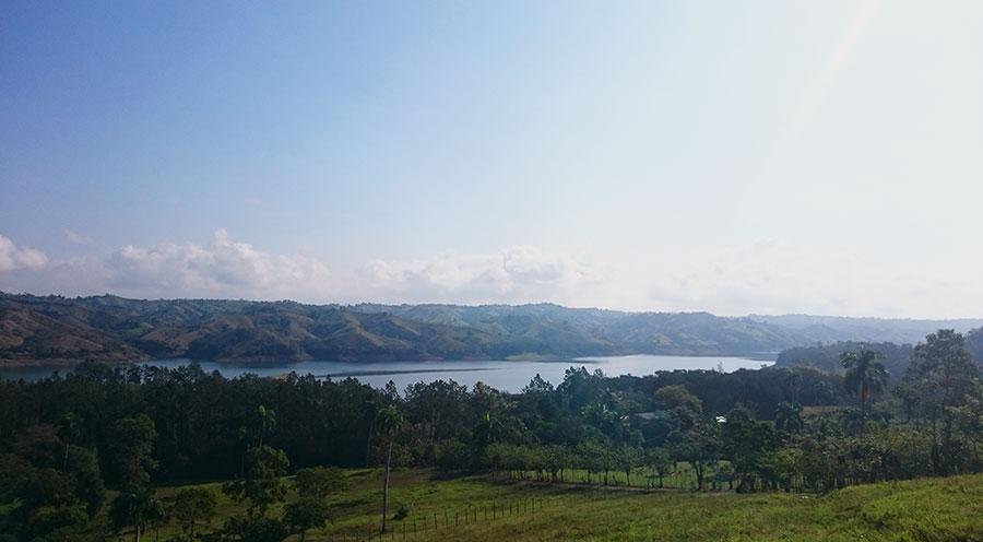 Panorama Jarabacoa République Dominicaine Sensations Voyage