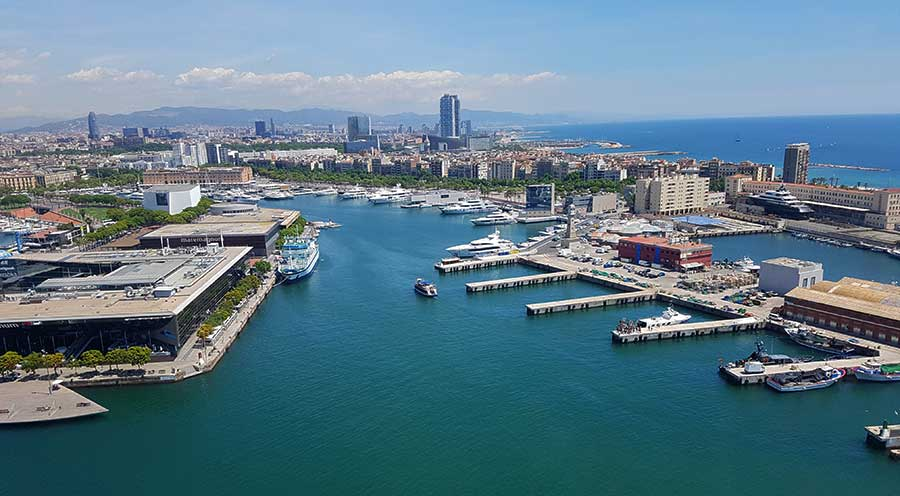 sensations_voyaage_voyage_barcelone_barcelona_bacelone_teleférico_monjuic