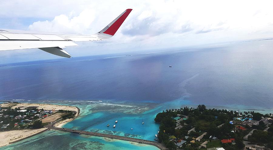les maldives pas cher c 39 est possible sensations voyage. Black Bedroom Furniture Sets. Home Design Ideas