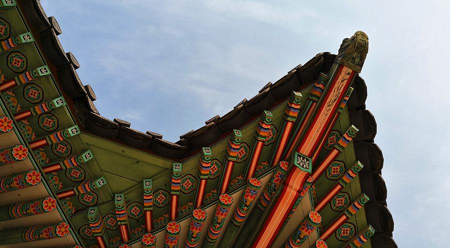 sensations-voyage-voyages-coree-du-sud-korea-seoul-temple-roof-toit-ceiling