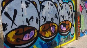 sensations voyage barcelone barcelona streetart bcn