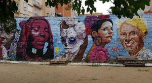 sensations voyage barcelone streetart