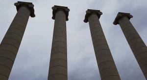 sensations voyage bcn barcelona colonnes