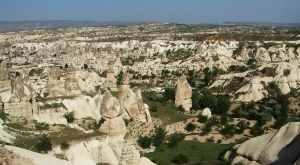 sensations voyage turquie destination cappadocce maisons-troglodytes