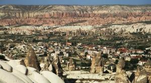 sensations voyage turquie destination cappadocce paysage