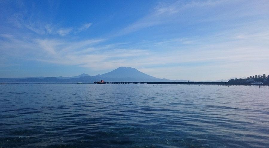 sensations voyage trek 2 jours 1 nuit mont rinjani volcan arrivée