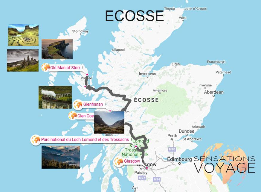 sensations-voyage-ecosse-écosse-carte-touristique