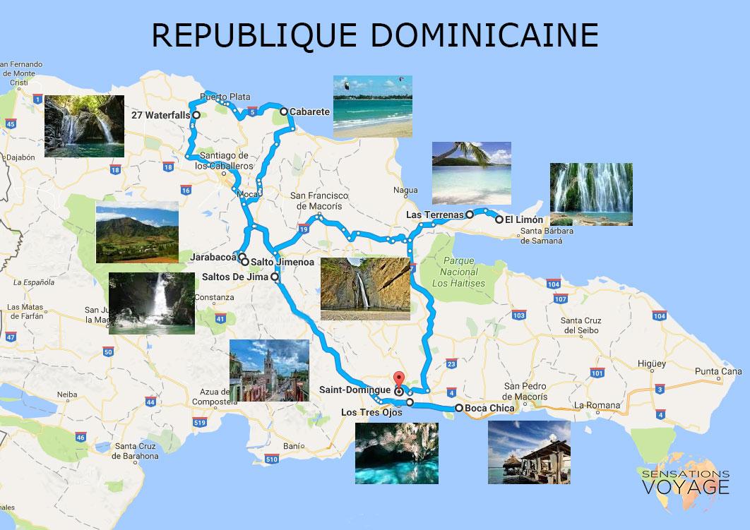 sensations-voyage-république-dominicaine-carte-touristique