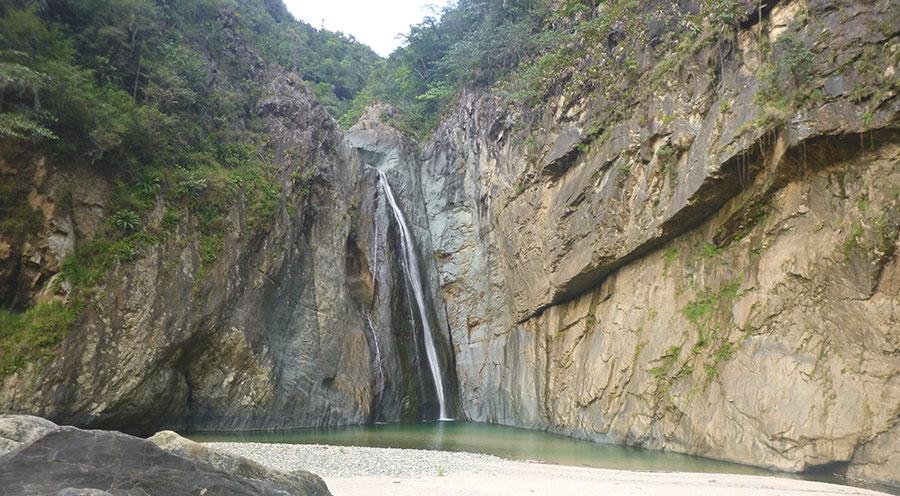 République Dominicaine cascade Jarabacoa Sensations Voyage