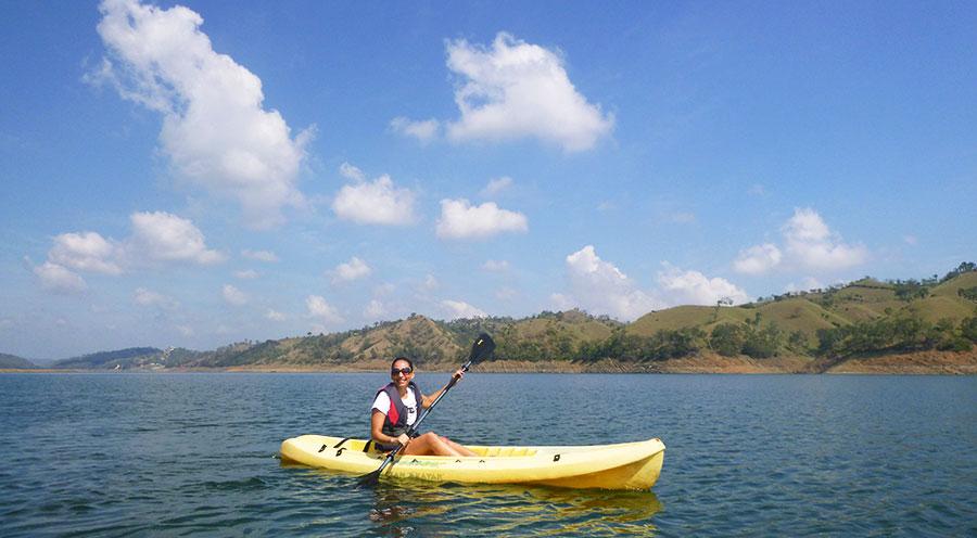 Voyage République Dominicaine Kayak Jarabacoa Sensations Voyage