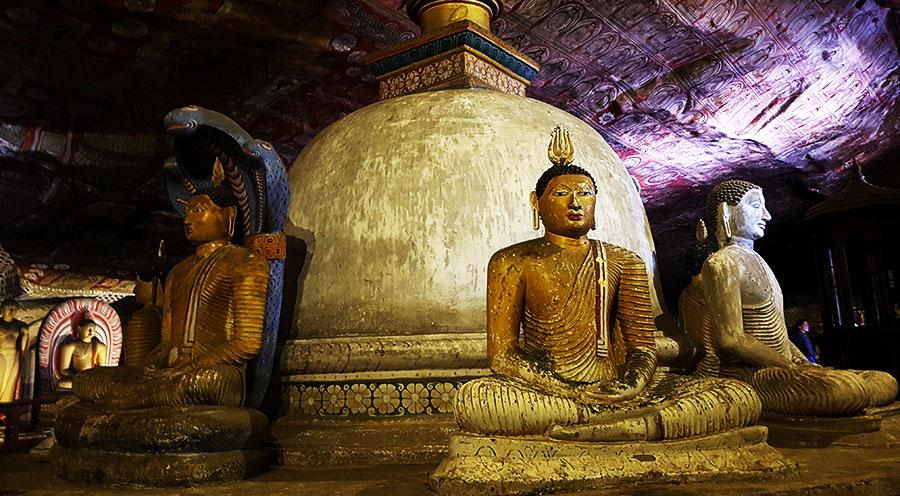 sensations voyage sri lanka-voyage-sri-lanka-photo-dambulla-caves-grottes