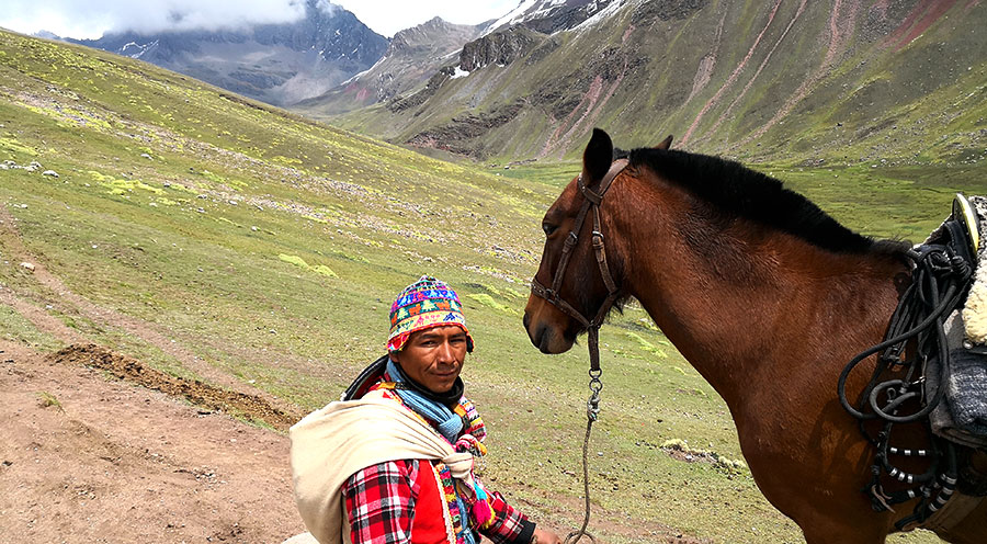 sensations-voyage-sensationsvoyage-perou-peru-cusco-cuzco rainbow mountain cheval-2