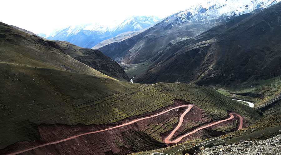 sensations-voyage-sensationsvoyage-perou-peru-cusco-cuzco-rainbow-mountain-road
