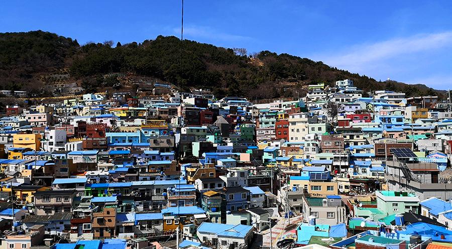 sensations-voyage- corée du sud voyages-coree-du-sud-korea-busan-gamcheon-cultural-village