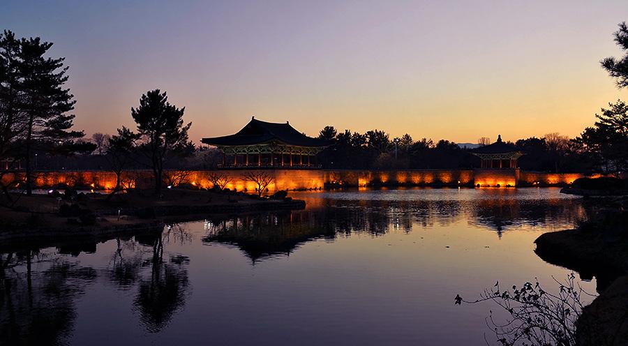 sensations-voyage-voyages-coree-du-sud-korea-gyeongju-palais-donggung-palace corée du sud