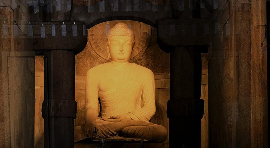 sensations-voyage-voyages-coree-du-sud-korea-gyeongju-seokguram-grotto-buddha corée du sud