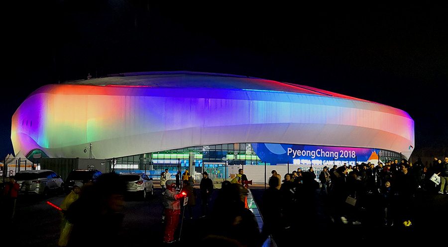 sensations voyage blog voyages coree du sud korea pyeongchang jeux olympiques stade gangneung