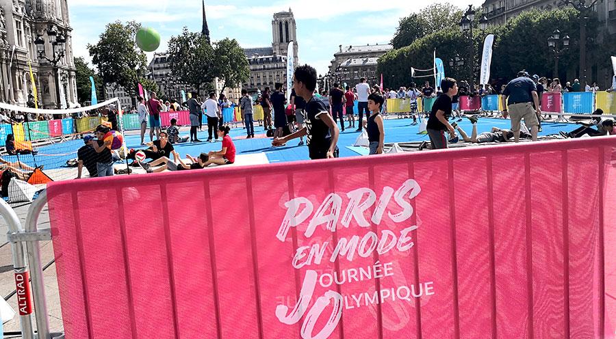 sensationsvoyage blog sensations voyage journée olympique 2018 paris hotel de ville
