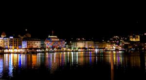 sensations-voyage-voyage-photos-suisse-lucerne-luzern-pont-kapelbrucke-night-reflet