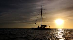 sensations-voyage-voyages-martinique-sunset-trimaran-voyager-vrai-coucher-soleil-trois-ilets