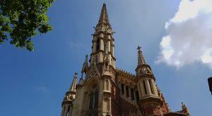 sensations voyage barcelone barcelona eglise