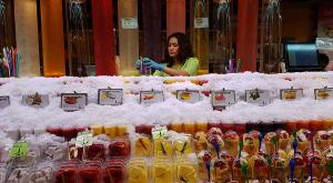 sensations voyage barcelone barcelona mercado boqueria fruits