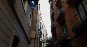 sensations voyage barcelone barcelona ruelle