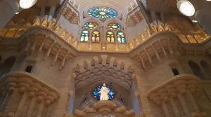 sensations voyage barcelone sagrada familia gaudi