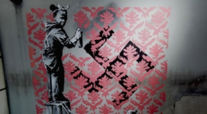 sensations voyage photos banksy graph paris