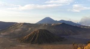 sensations voyage photos bromo volcan paysage sunrise