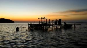 sensations voyage photos indonesie java karimunjawa islands sunset sea