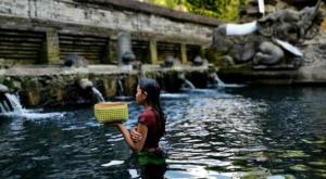 sensations voyage photos indonesie temple tirta empul-ubud