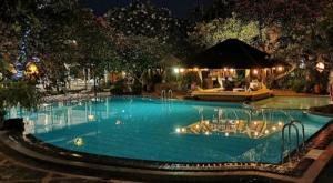 sensations voyage photos java jogjavillage yogyakarta piscine