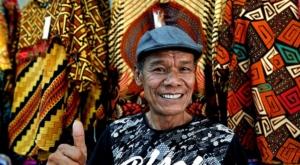 sensations voyage photos java portrait yogyakarta batikjpg