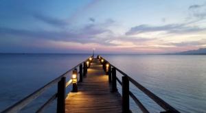 sensations voyage photos java sunset bali menjangan ponton