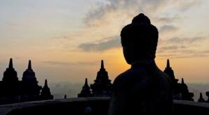 sensations voyage photos java yogyakarta borobudur sunrise-buddha