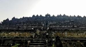 sensations voyage photos java yogyakarta borobudur temple bouddhiste