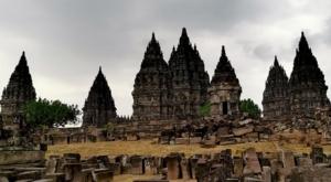 sensations voyage photos java yogyakarta prambanan temple