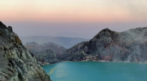 sensations voyage photos kawah ijen volcan cratere sunrise 3