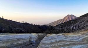 sensations voyage photos kawah ijen volcan paysage 2