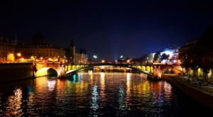 sensations voyage photos paris by night bridge