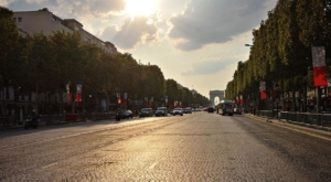 sensations voyage photos paris champs elysees