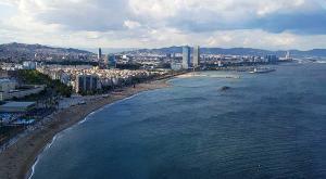 sensations voyage voyage barcelone barcelona bcn playa barceloneta