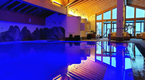 sensationsvoyage photos suisse riffelapls zermatt best hotel piscine spa swimmingpool