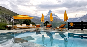 sensationsvoyage photos suisse riffelapls zermatt best hotel piscine spa swimmingpool 2
