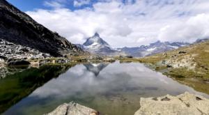sensationsvoyage photos suisse riffelapls zermatt mont cervin matterhorn lake 6